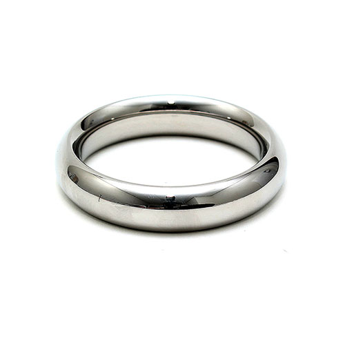 Metal Donut Cock Ring