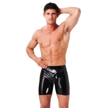Latex Mens Bermuda Shorts