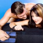 SportSheets The Bondage Bedsheet King Size
