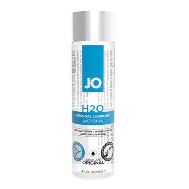 System JO Warming H2O Lubricant