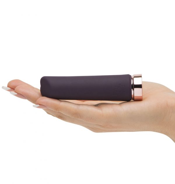 Fifty Shades Freed Crazy for you Rechargeable Bullet