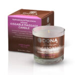 DONA Kissable Massage Candle Chocolate Mousse 135g