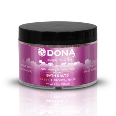 DONA Bath Salts Sassy Tropical Tease 215g