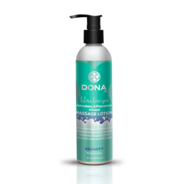 DONA Massage Lotion Naughty Sinful Spring 235ml