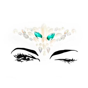 Ceres Eye Jewels Sticker EYE008